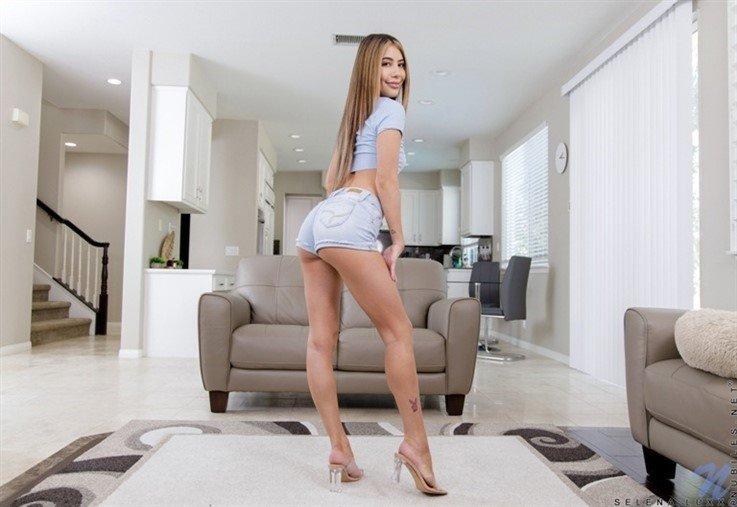 [Full HD] Selena Luxx - Sexy Selena 29.12.20 Selena Luxx - SiteRip-00:13:40 | Brunette, Long Hair, Tan, Petite, Thongs, Panties, Shaved Pussy, Medium Boobs, Solo, Short Girls - 721,4 MB