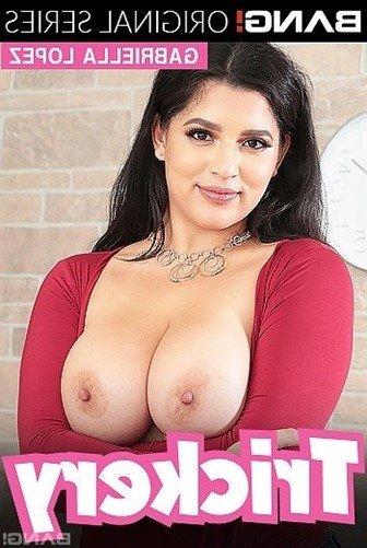 [Full HD] Trickery Gabriela Lopez - Gabriela Lopez - SiteRip-00:52:50 | Big Boobs, Titty Fuck, Deep Throat - 2,4 GB