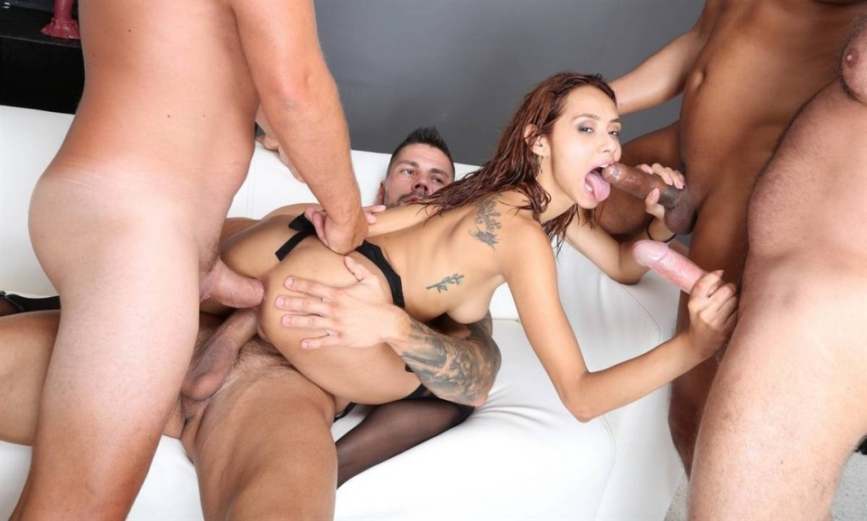 [Full HD] Veronica Leal Is Indestructible 2 Naked, Ball Deep Anal, DP - Veronica Leal - SiteRip-00:57:41 | Double Penetration, Airtight, Ass To Mouth - 4,9 GB