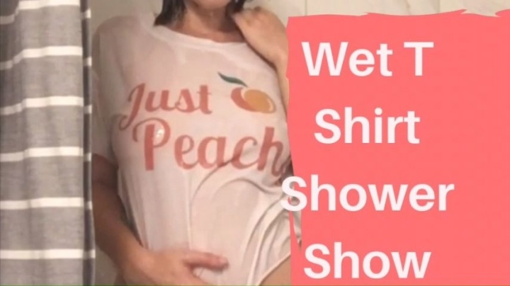 Smilesofsally Wet T Shower Show