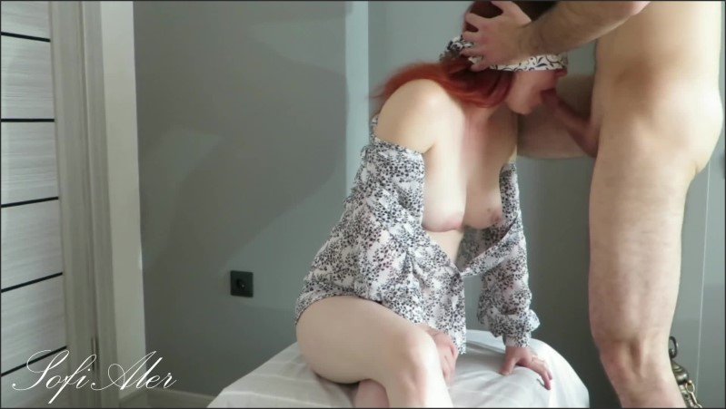 [Full HD] The Baby Is Fucked In A Deep Throat She Moans And Drool  - SofiAler - -00:08:18 | Facefuck, Red Head, Redhead - 176,9 MB