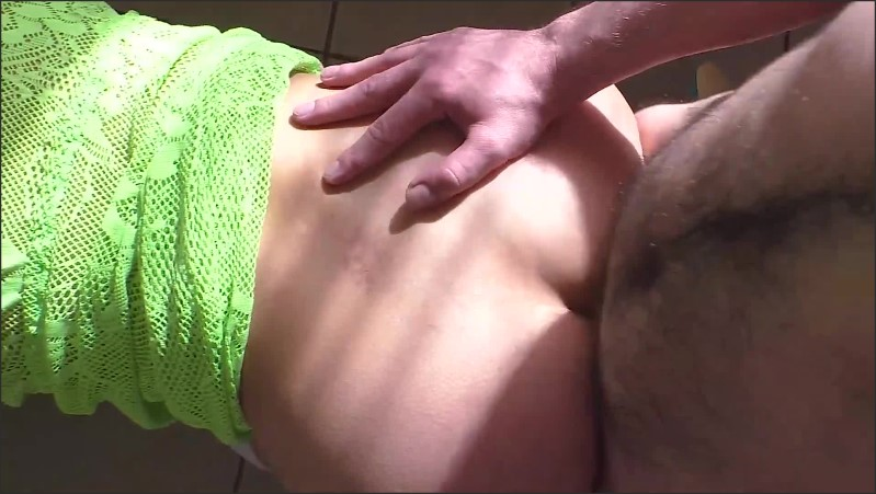 [Full HD] Stepson Met Mom In The Kitchen And Took Off Her Thong  - Sonia Mixym - -00:12:26 | Step Fantasy, Milf Blowjob, Butt - 506,6 MB