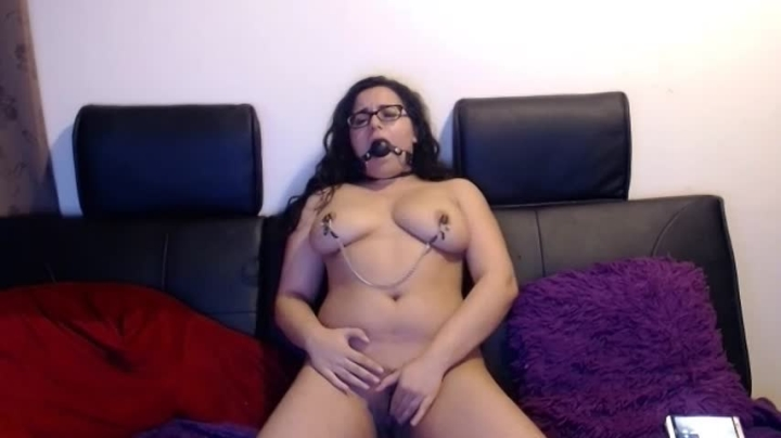 Sonya Lee Cumming While Gagged