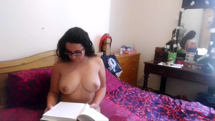 Sonya Lee Naughty Reading 2 The Wine Book