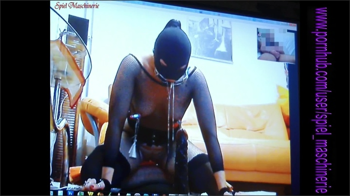 [Full HD] Harder Torture Of A Slut Slave Spiel Maschinerie S Skype Session No 2 - Spiel_Maschinerie - - 00:21:14 | Dildo Deepthroat, Slave Torture - 735,9 MB