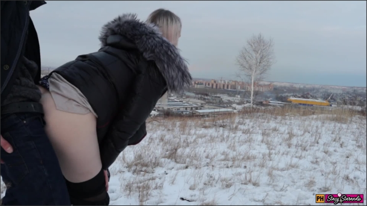 [Full HD] Winter Blowjob And Sex With A Young Cute Girl In A Fur Coat Swallow Cum - Stacy Starando - - 00:11:56 | Amateur, Fur Jacket - 211,7 MB