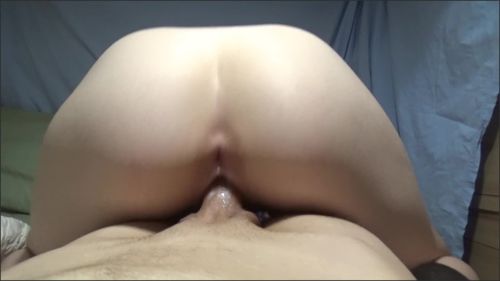 [Full HD] Riding His Cock With My Creamy Tight Pussy - StellaAndSterling - - 00:07:23 | Young, Reverse Cowgirl - 420 MB