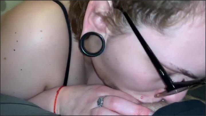 [HD] Pov Nerdy Slut Wants A Load On Her Fat Titties - StressAndAnna - - 00:08:14   Gagging, Red Head, Dirty Talk - 95 MB