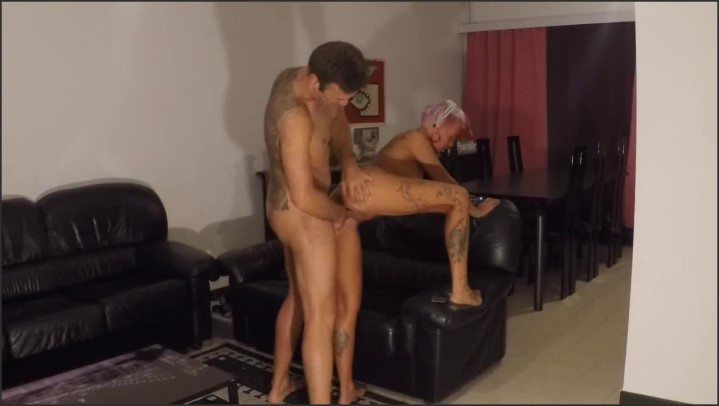 [HD] Massive Creampie Standing On The Sofa - Suicide Squirt - - 00:17:13 | Creampie, Doggy, Amateur - 166,9 MB