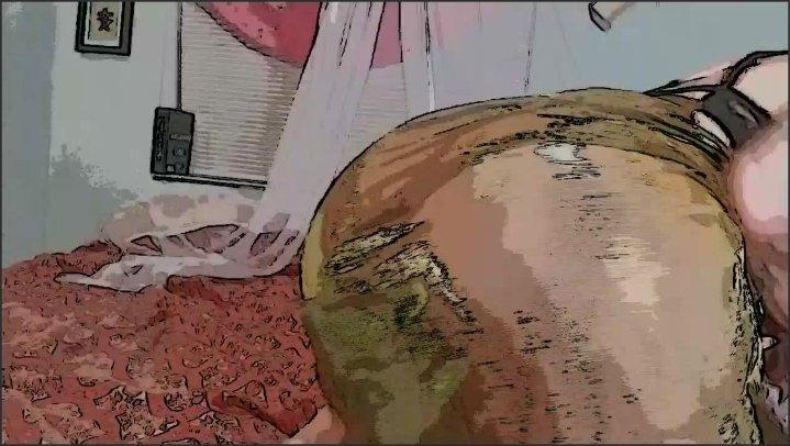 Sully Savage Cartoon Pain Play