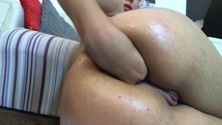 Sweetpam4You Anal Fisting Makes Me Squirt