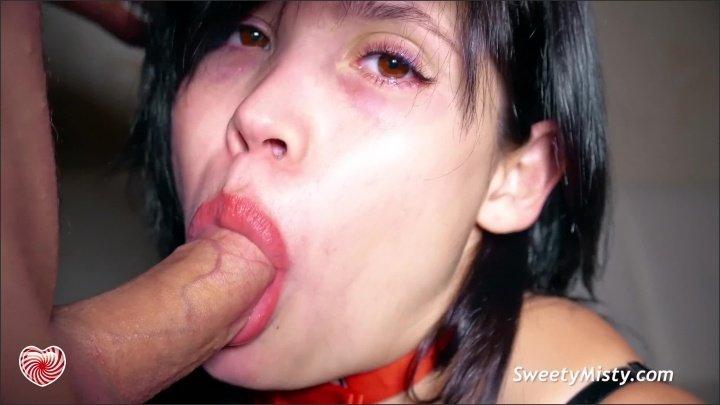 [WQHD] Babe Deepthroat And Handjob Dick For Christmas - SweetyMisty - - 00:17:50 | Xmas, Homemade - 722,8 MB