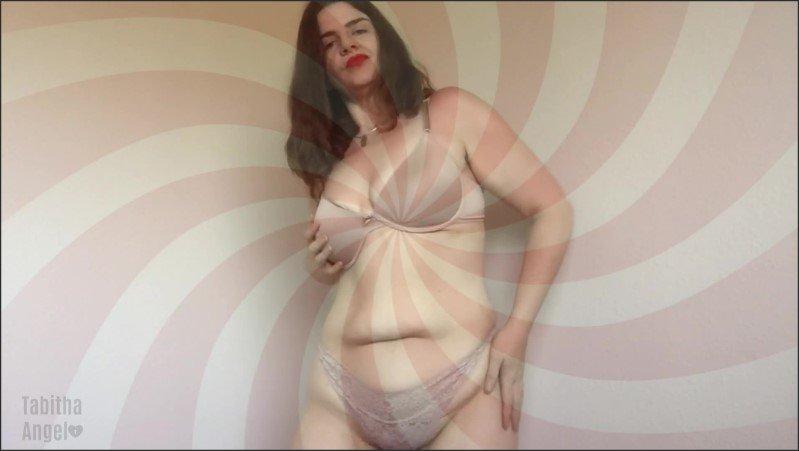 [Full HD] Nude Bra Panties Mesmerize  - Tabitha Angel - -00:06:30   Lace Thong, Bra Fetish, Brunette - 113,4 MB