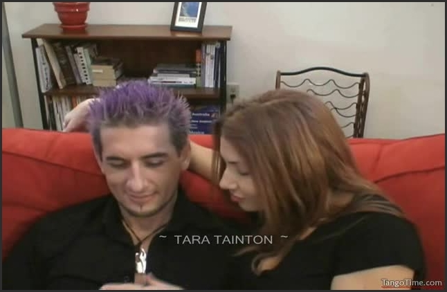 Tara Tainton So Hot And Horny I Have To Attack You On The Couch
