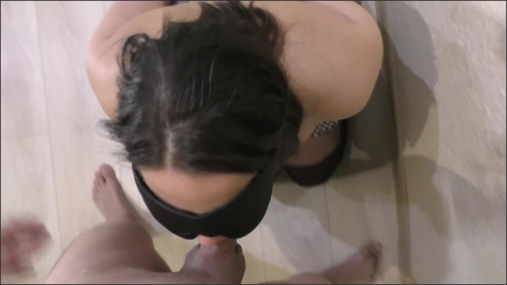 Hard Facefucking In Handcuffs And Eye Mask By Pornhub Toys