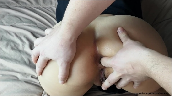 [Full HD] Asian Girl Gives Blowjob And Gets Her Big Ass Fucked And Gaped - ThaiAnalOnly - - 00:07:41 | Big Ass Asian, Teen, Ass Fuck - 417,8 MB