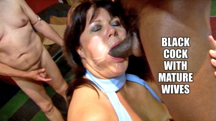 Thegangbangclub Black Cock And Mature Wives