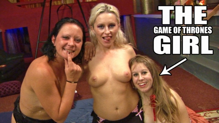 Thegangbangclub The Game Of Thrones Girl