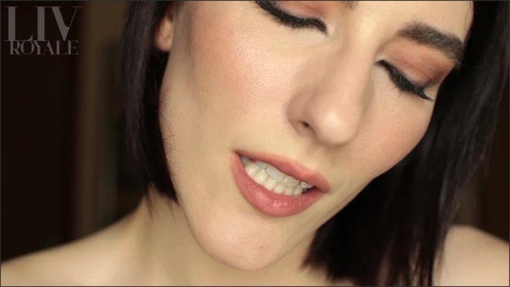 [Full HD] Whispered Virtual Handjob Intimate Asmr W Sensual Brunette - TheRealLivRoyale - - 00:10:06 | Whisper, Fetish, Pov - 234,5 MB