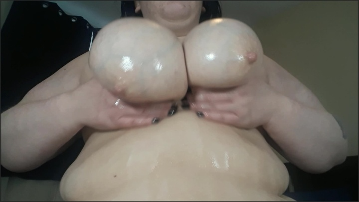 Thesublimesara Big Boobs And Baby Oil
