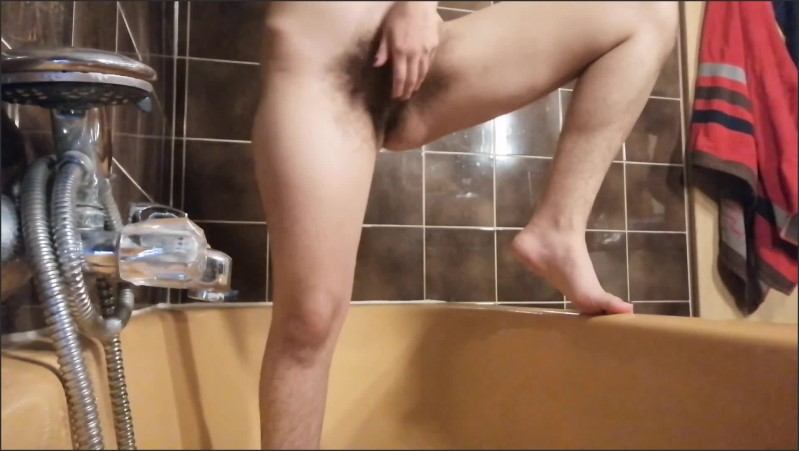 [Full HD] Showering Gold Custom Video  - The_Antichristrix - -00:21:02 | Hairy Piss, Covered In Piss, Verified Amateurs - 496 MB
