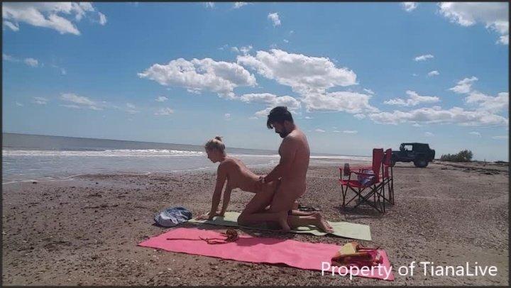 Beach Strangers Full Video