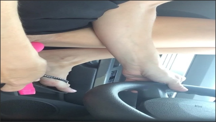 Traffic Orgasm Coming Home From Work