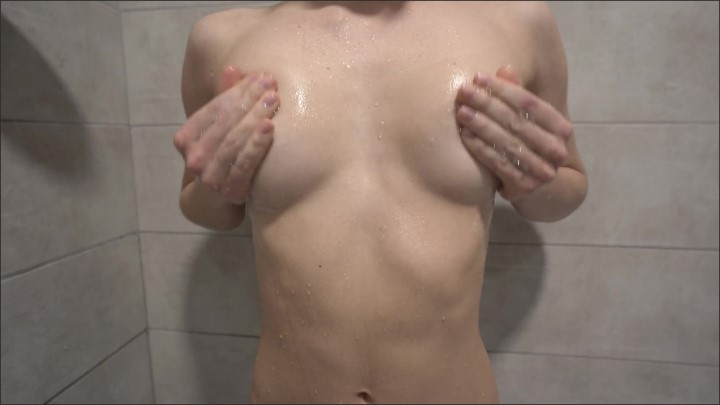 [WQHD] Cute Petite Girlfriend Perky Tits Masturbates In Shower Until She Cums 4K - TinyNikita - - 00:07:47 | Perky Teen Amateur, Amateur - 166,2 MB