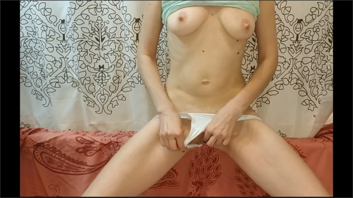[Full HD] Striptease And Panty Play Masturbation By My Panty - Toystest - - 00:07:04   White Panties, Amateur Sharing, Panty Play - 160,5 MB