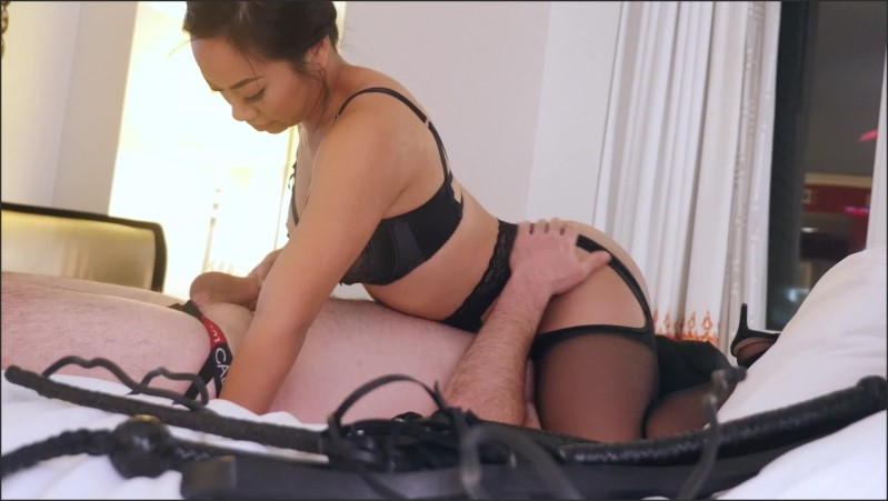 [Full HD] Sexy Asian Dominatrix And Ig Model Trucici Face Sits And Smacks The Hell Out Of Her Slaves Dick - Trucici - -00:06:29 | Adult Toys, Lingerie - 111,9 MB
