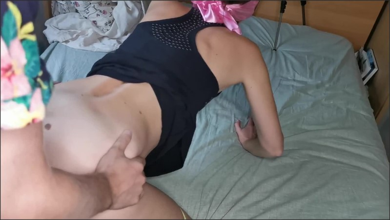 [Full HD] Wife Cheating On Her Marital Bed Squirted Nicely 60Fps  - TrueHomeBabe - -00:09:02 | Blowjob, Milf - 276,6 MB