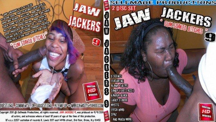 Urbanmedia Jaw Jackers 9 Facials Cumshots Bbc