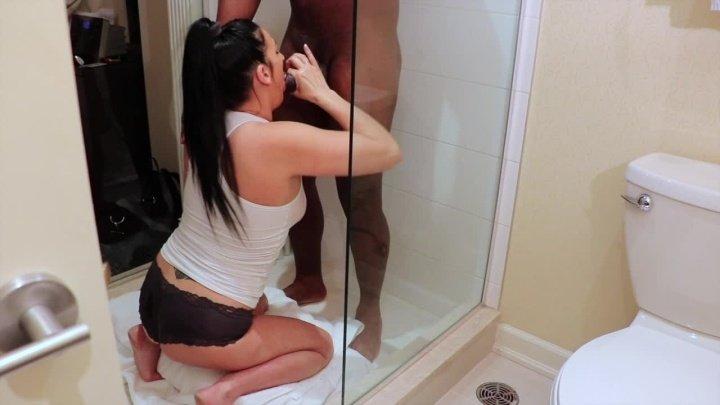 Valeriewhiteslut Bbc Shower Slut Pov 2