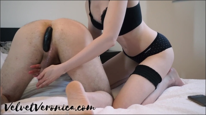 [Full HD] Velvetveronica Prostate Orgasm Euphoria Handjob Amp Milking Veronica - Velvetveronica -  - 00:14:35 | Prostate Toy, Adult Toys, Teenager - 225,2 MB