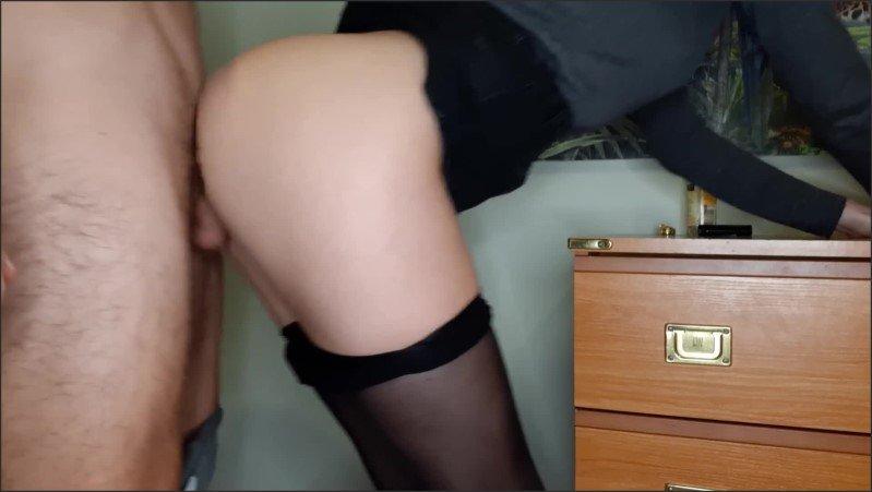 [Full HD] Czarne Rajstopy Robi Z Niej Prawdziw Dziwk  - Victoria Sign - -00:10:41 | Tights, Teenager, Handjob - 217,2 MB