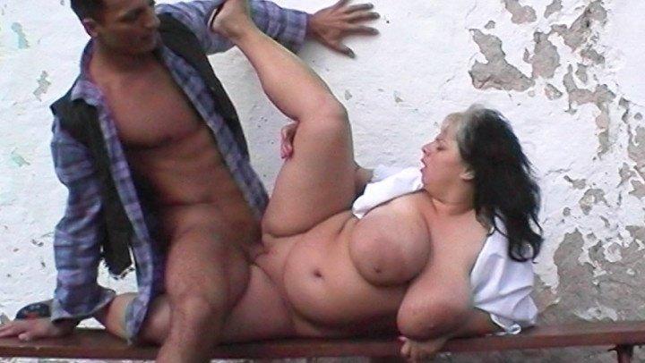 Vidzflix Chubby Monster Tit Girl Outdoor Banged
