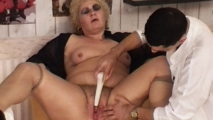 Vidzflix Ugly Fat Granny Fucked By Her Doctor