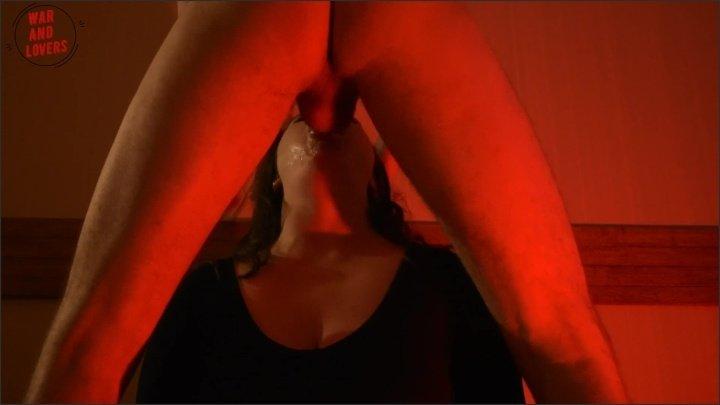 [Full HD] Deepthroat Hard Mouth Fucking Big Tits Bitch - WarAndLovers - - 00:07:53 | Big Dick, Rough Sex - 97,7 MB