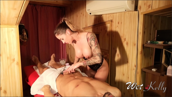 [WQHD] Erotic Massage With Hot Oil And Ice Finished With Happy Ending 4K Wetkelly - Wet Kelly - - 00:15:49 | Amateur Massage, Massage Cum, Big Tits Oil - 442,5 MB