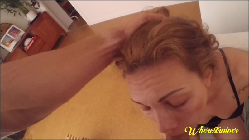 [Full HD] All Holes No Mercy Crying Painal Pov With A Submissive Slut  - Whorestrainer - -00:18:22 | Amateur, Exclusive, Anal - 530,6 MB
