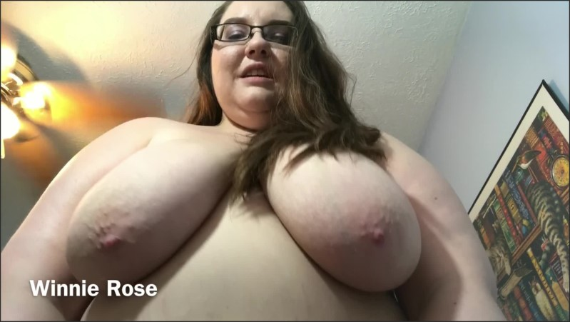 [Full HD] Riding Your Face With My Fat Pussy - Winnie Rose - -00:20:10 | Big Tits, Solo Female - 874,7 MB