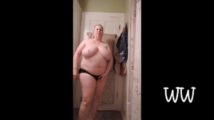 Wyoming Wynters Dom Mom Does Son W Strap On In Shower