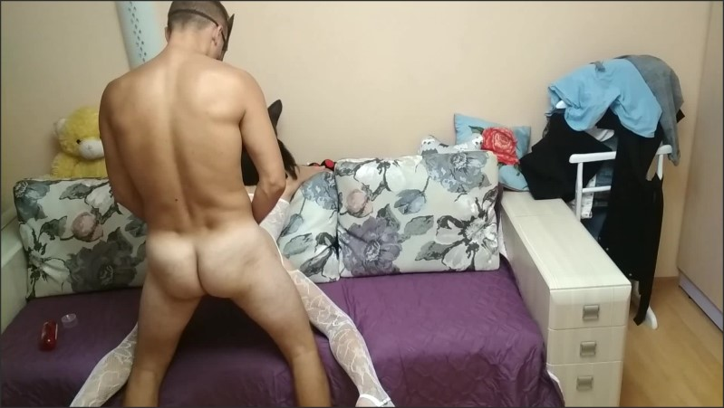 [Full HD] Fuck Step Sister On Bed  - Yakipakitaki - -00:06:54 | Ass Fuck, Amateur - 135,7 MB