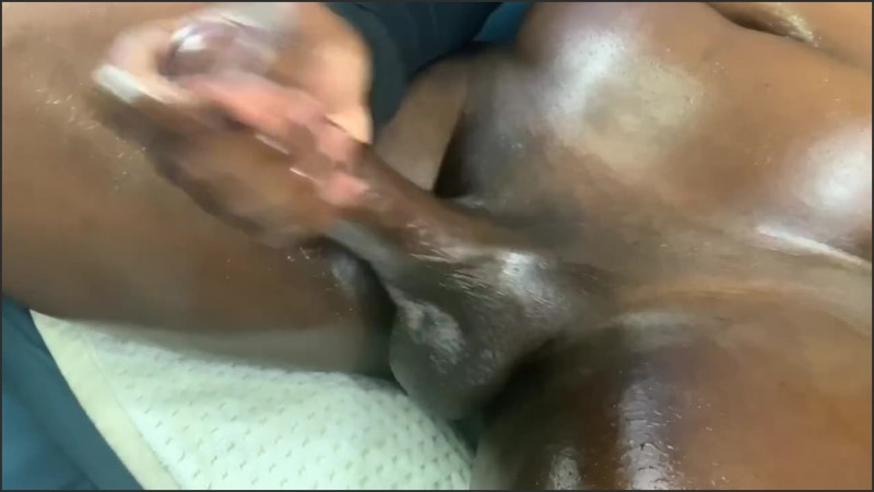 [HD] Big Black Cock Worship Oil Massage Edition Part 3 - YingTakingYang - -00:10:41 | Baby Oil Fetish, Amateur - 162,1 MB