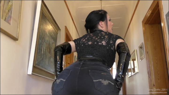 [Full HD] Divine Denim Ass Young Goddess Kim - Young Goddess Kim - - 00:13:51 | Jeans Facesitting, Latex, Fetish - 309,4 MB