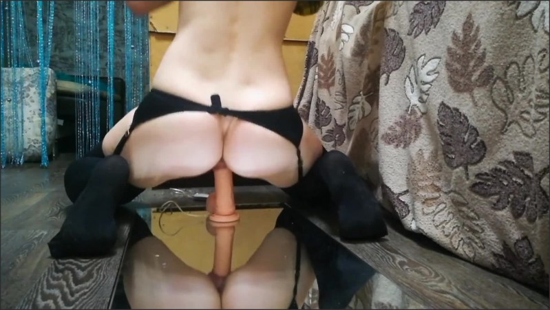 [Full HD] My Girlfriend Rides A Rubber Dick And Enjoys It - Your Bitch - -00:11:14 | Small Tits, Exclusive - 256,2 MB