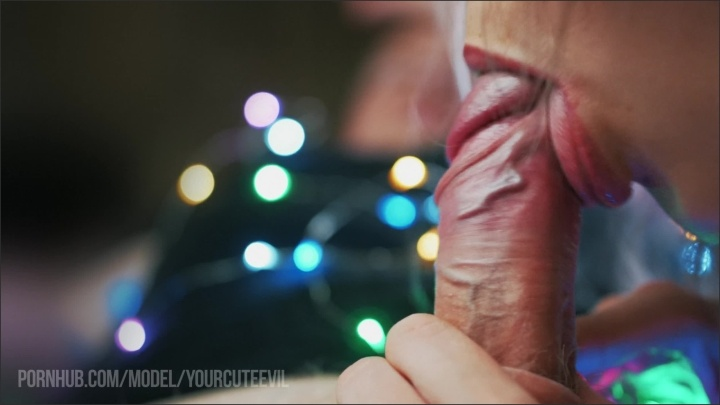 [WQHD] Pulsating Blowjob And Foreskin Play Licking Frenulum Close Up 4K 2160P - YourCuteEvil - - 00:13:28 | Amateur, Uncut Cock - 380,2 MB