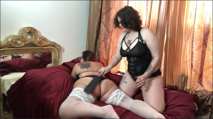 [Full HD] Ass Play And Domination - Zoe Grappling - - 00:08:33 | Pawg, Chubby - 435,8 MB