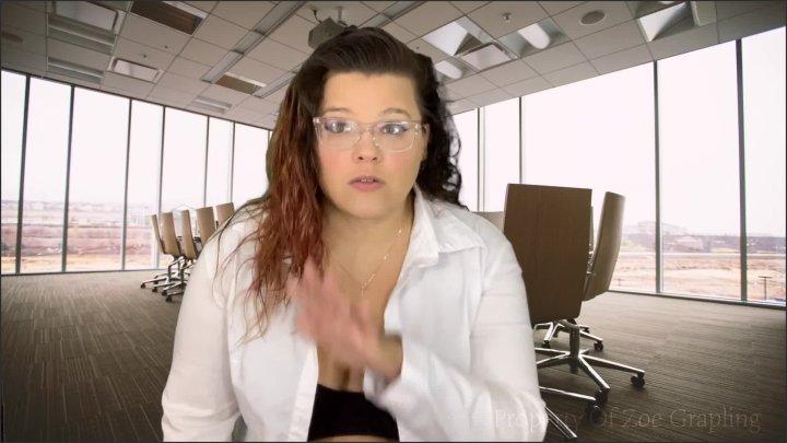 [Full HD] I Want It Bad - Zoe Grappling - - 00:06:26   Kink, Big Ass, Verified Amateurs - 110,2 MB