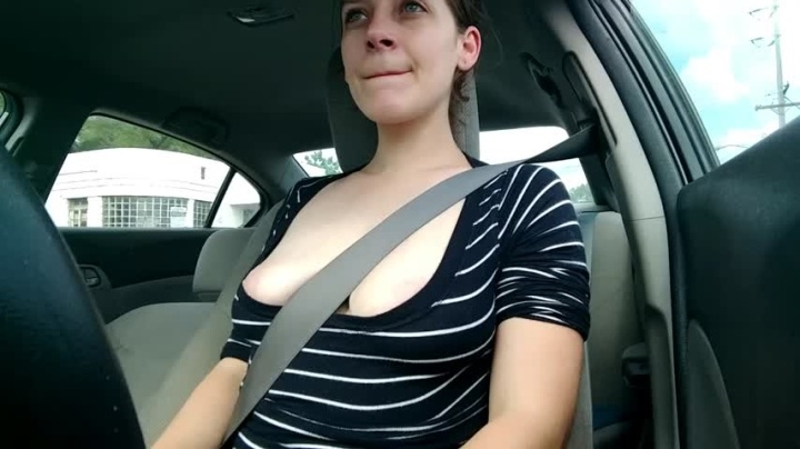 [HD] Zooeylander A Drive With The Girls  - Zooeylander - ManyVids - 00:39:30 | Public Nudity, Seat Belt Fetish - 1,2 GB